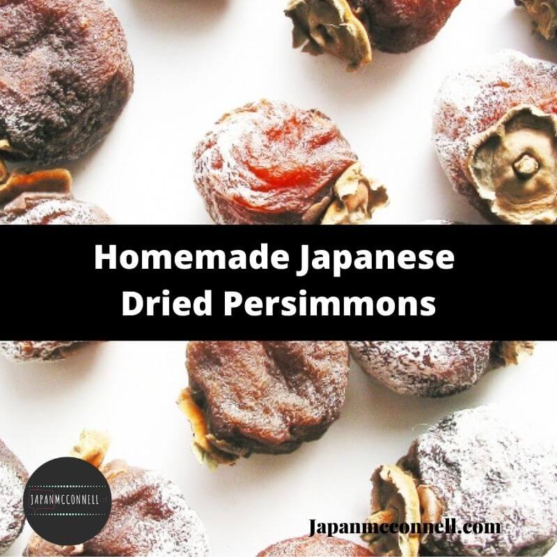 Japanese dried persimmon guide