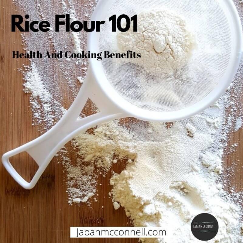 rice flour 101