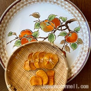 semi-dried persimmons