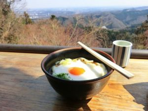 Mt Takao in Tokyo, hiking, Japan, soba noodles, winter