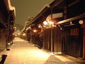 Takayama, Huruimachinami, Historical town, Gifu