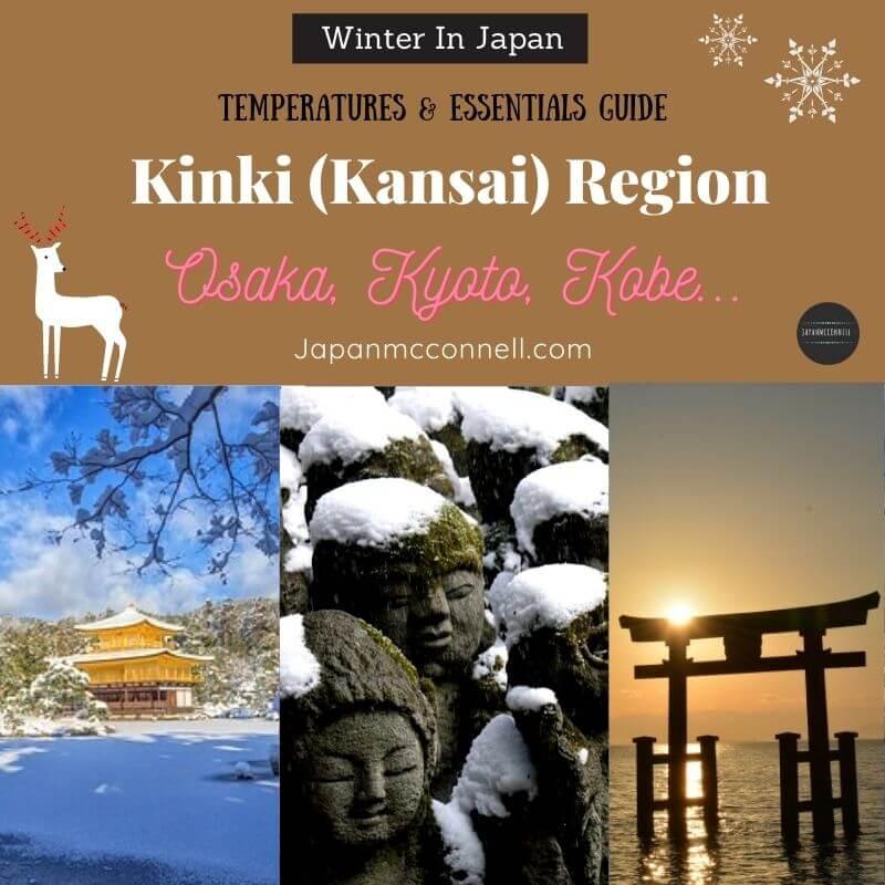 Kinki Kansai In Winter