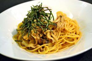 Wafu pasta, Japanese style pasta, Japanese food