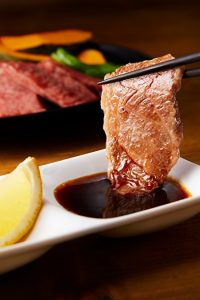 yakiniku, Japanese style grilled meat, Yakiniku no tare, BBQ sauce, dipping sauce